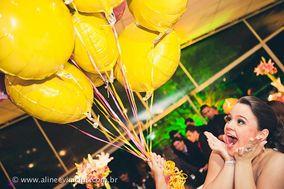 Bôa Arte com Balões