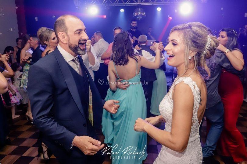 Casamento/iluminação