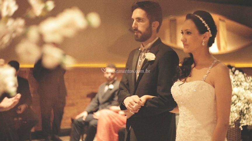 Casal: Letícia e Felipe