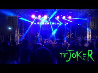 """The Joker - Cant Stop The Feeling - Desenho """"trolls """""""