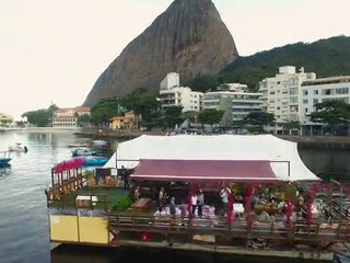 Soft Opening Flutuante Rio