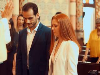 Milena e Thiago