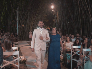 Francini & Everton - Wedding