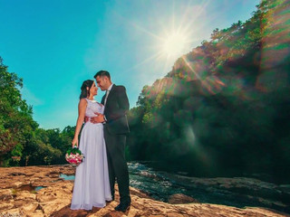 Trash The Dress Vivi e Ronaldo
