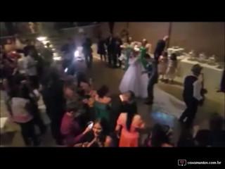 Entrada dos Noivos no salão de Festa (Sax Alive)
