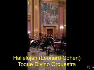Hallelujah com coral (Leonard Cohen)