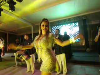 MomoKing Samba Show