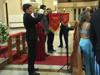 Music'Artte - Clarinada da Odisséia / Marcha / Halellujah