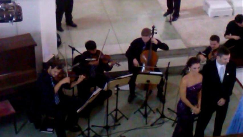 Quarteto Allegro - Runaway - The Cors - Quarteto Allegro