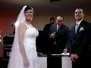 Casamento Renata e Giovani clube da aeronautica Praça XV