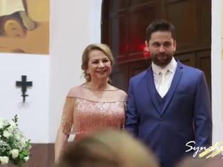 Caroline e Lucas