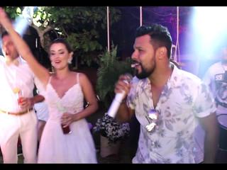 Momento Percussivo - Casamento Alessandra e Leonardo