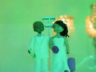 Casamento Simone e James