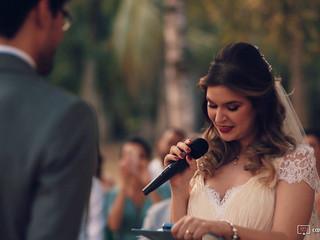 Entrada da noiva (Filmagem de casamento 2020)