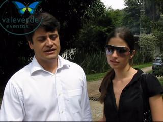 Depoimento - Michelle e Reinaldo