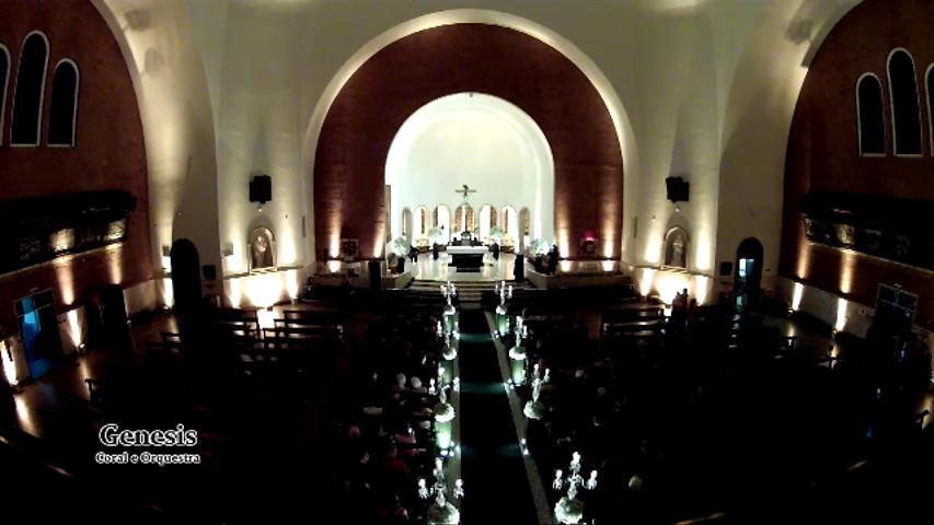 cumprimentos - A Thousand Years - Igreja São Gabriel