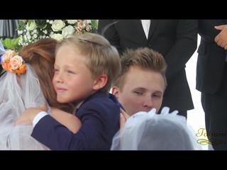 Casamento de Caroline e Patrick