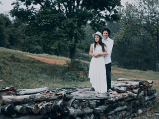 Andrea e vitor clip pre wedding