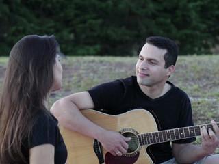 Love story Gisele e Paulo