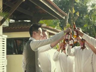 Casamento no Coconut´s Maresias Hotel