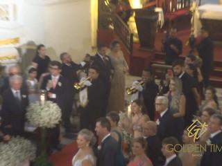 Clarinada e cerimônia