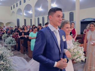 Casamento de Malanny & Victor
