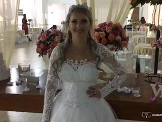Depoimento da noiva Rosielly