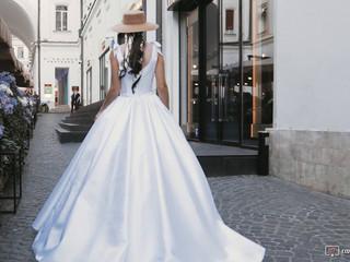 Vestido de Noiva Plenitude