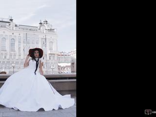 Vestido de Noiva Tradição