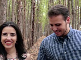 Save The Date - Leyciane e Felipe