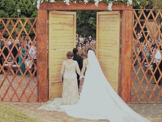 Thiago & Marcela_ Teaser do casamento
