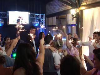 Dança dos noivos!