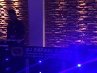 Estrutura top DJ Rafael Gama