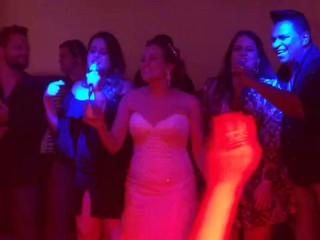 Noiva em festa