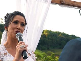 Trailer Casamento Andressa e Dirceu Júnior