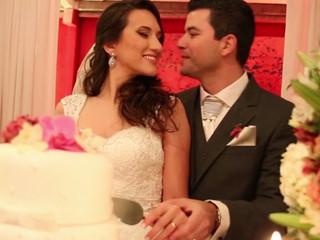 Casamento Danila & Jean   Teaser