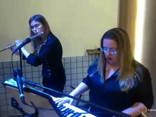 Além do Arco Iris Luciane Borges Música para Casamento Popular Catolico Gospel em Juiz de Fora, MG