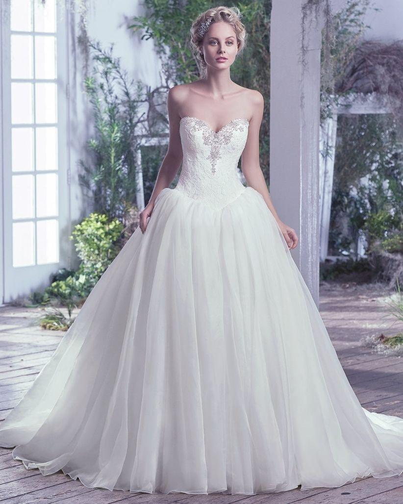 Vestidos Para Noivas Magras