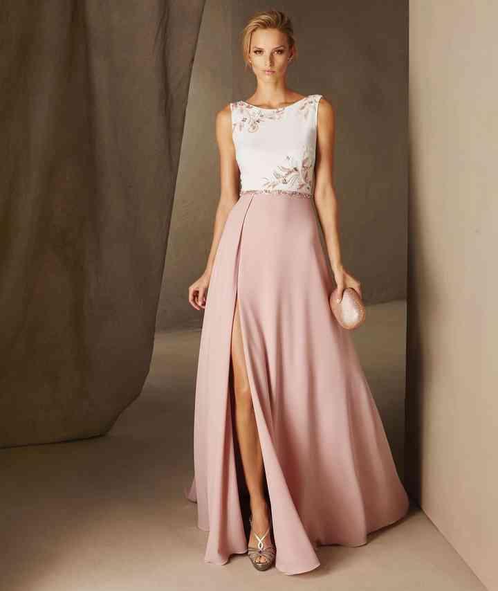 40 Vestidos De Convidada Com Fenda Sensualidade Discreta