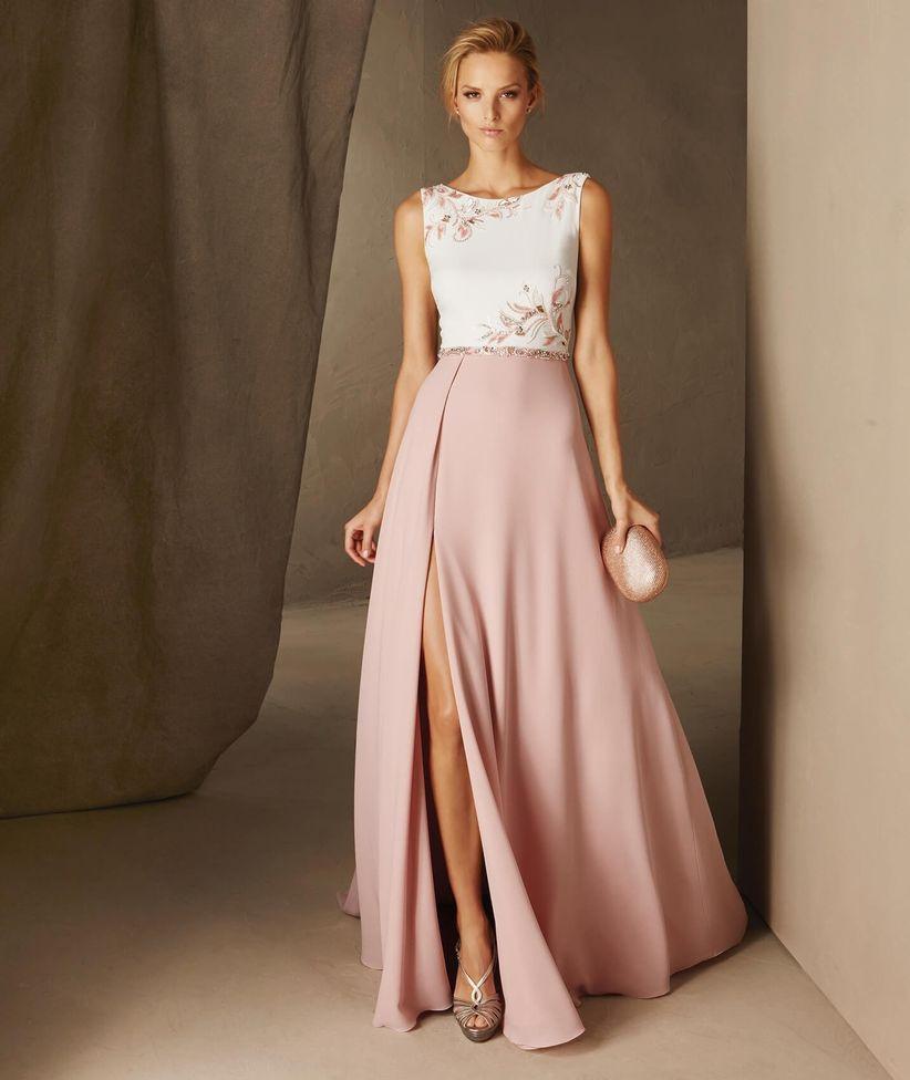 94ade386a 40 Vestidos de convidada com fenda: sensualidade discreta