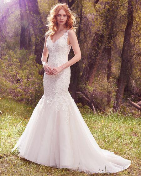 94345a5dd 50 vestidos de noiva com renda