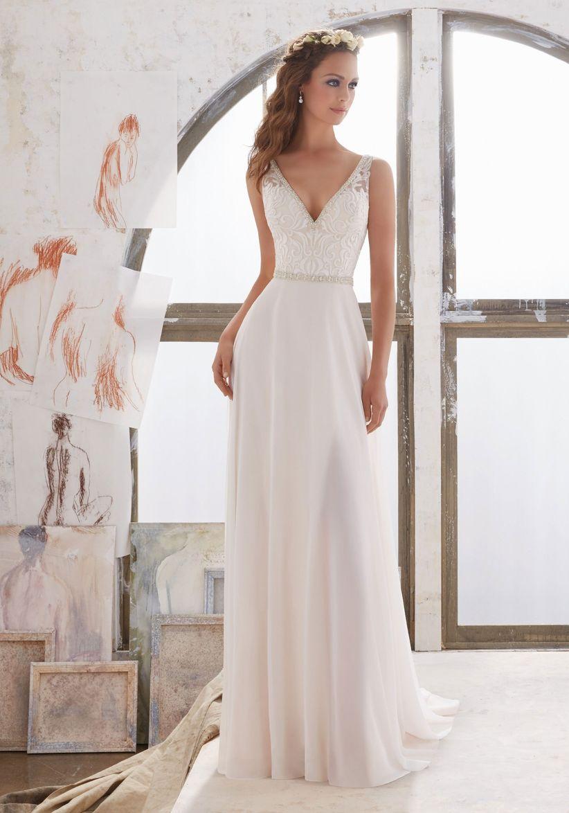 fe08a2034 20 vestidos para uma noiva de verão