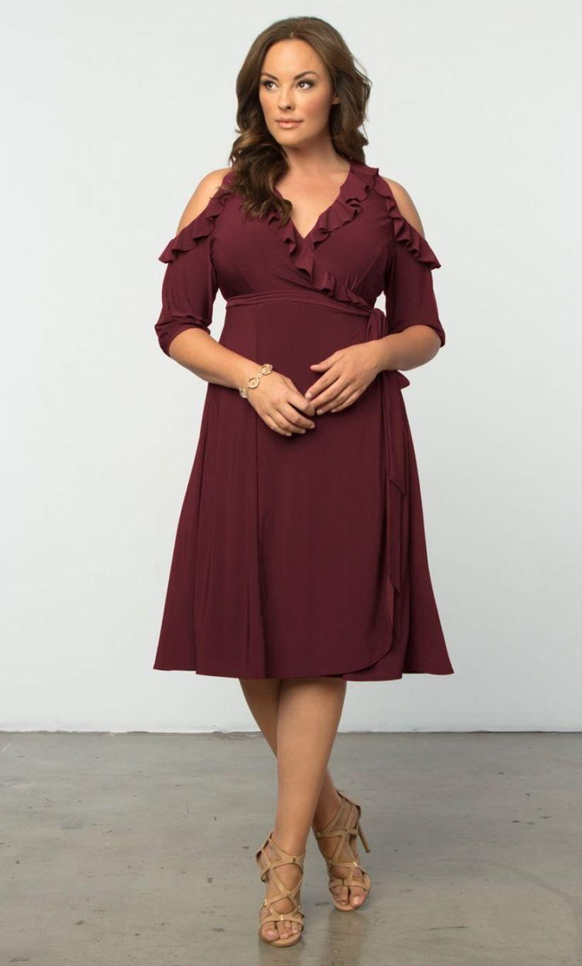 167ec0008 Os 23 vestidos de festa plus size mais belos