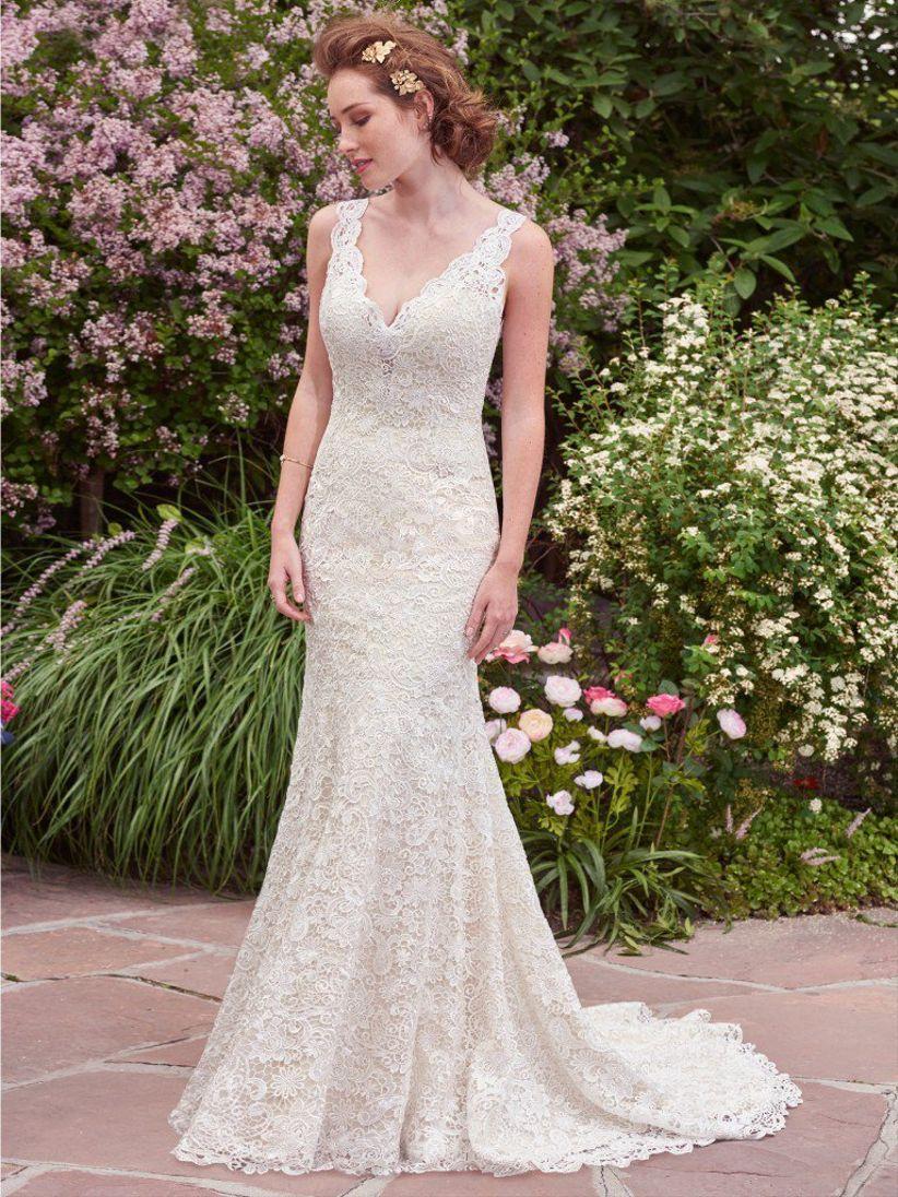 552cdb563e 50 vestidos de noiva com renda