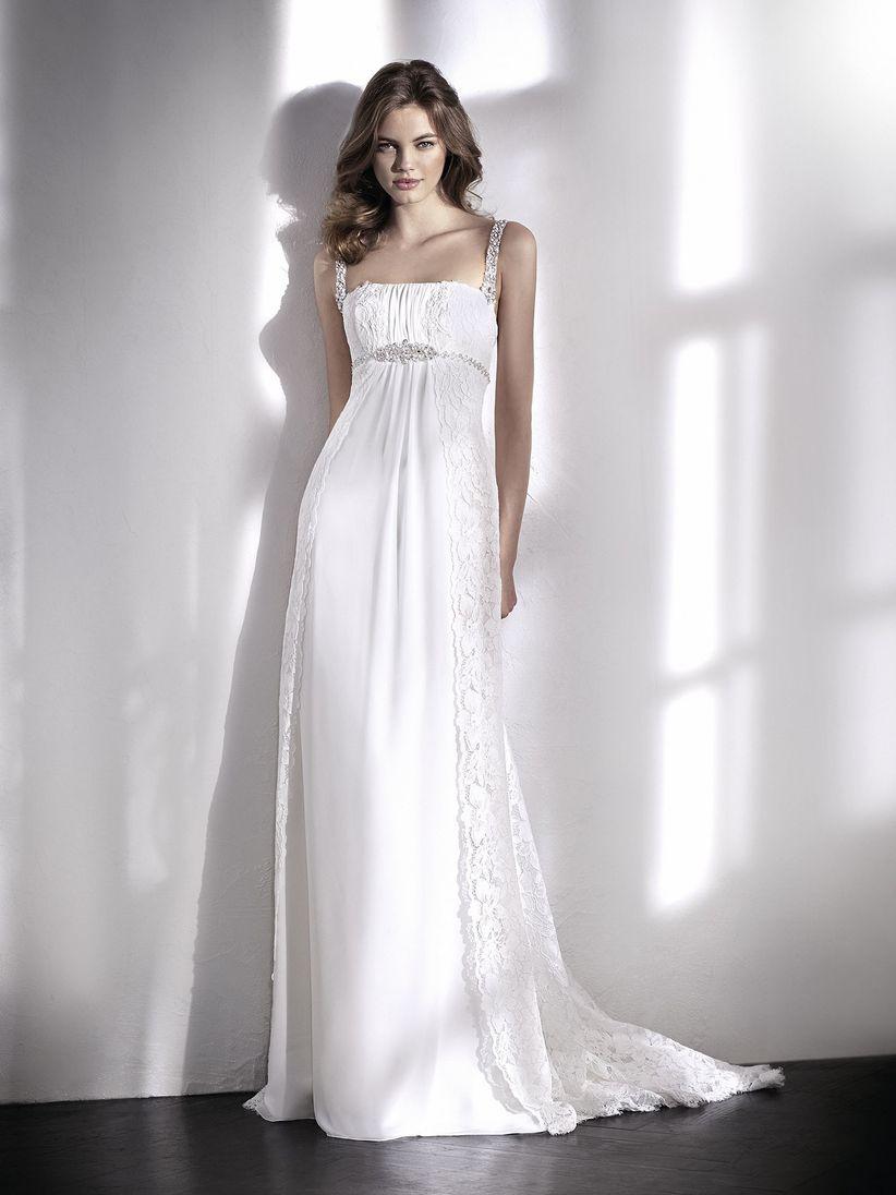 25f2f1c21 30 Vestidos de noiva para mulheres maiores de 40