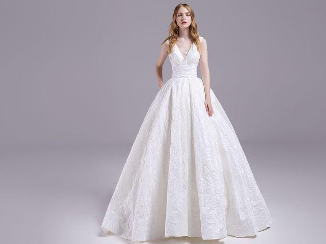 Vestidos de noiva Jarice: coleção Deven exalta originalidade