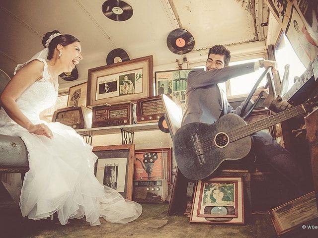 Vídeo de casamento em Super 8: registro com toque retrô
