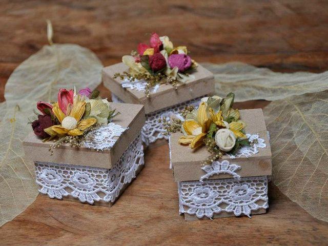 5 Presentes originais para as testemunhas do casamento civil