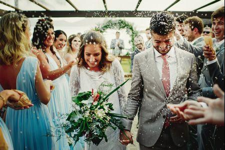 Jogar arroz nos recém-casados: saiba tudo sobre essa tradição