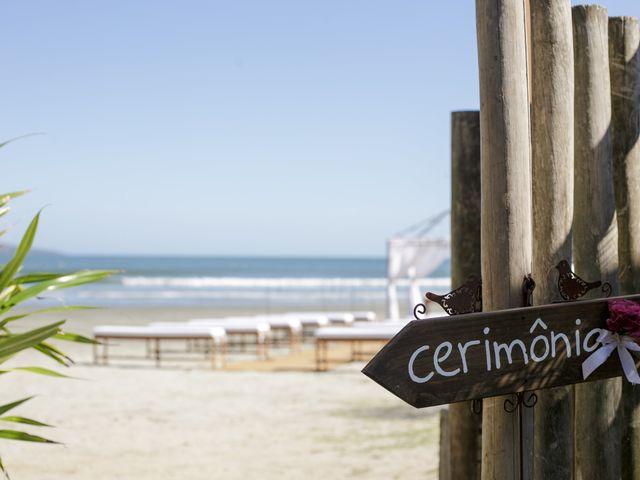 5 Estilos de décor para um enlace na praia: inspirem-se